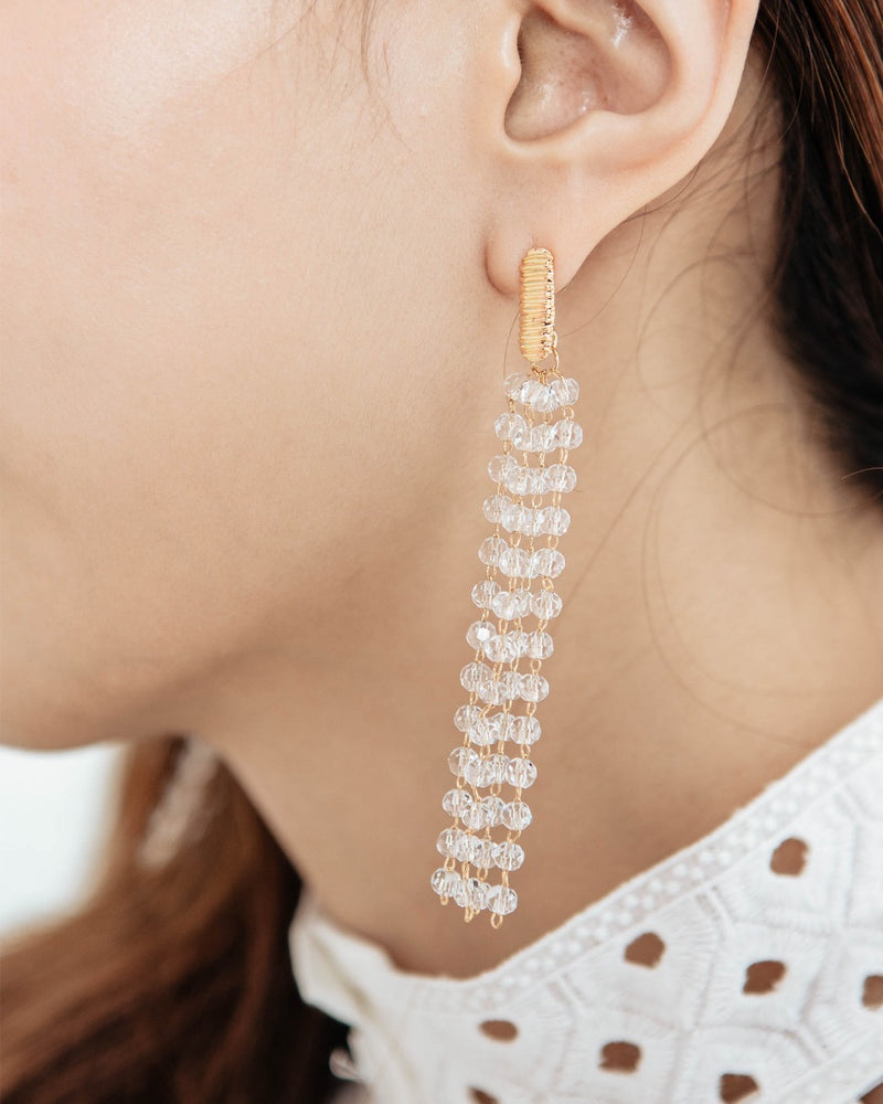 W.SEN Chandelier Earrings