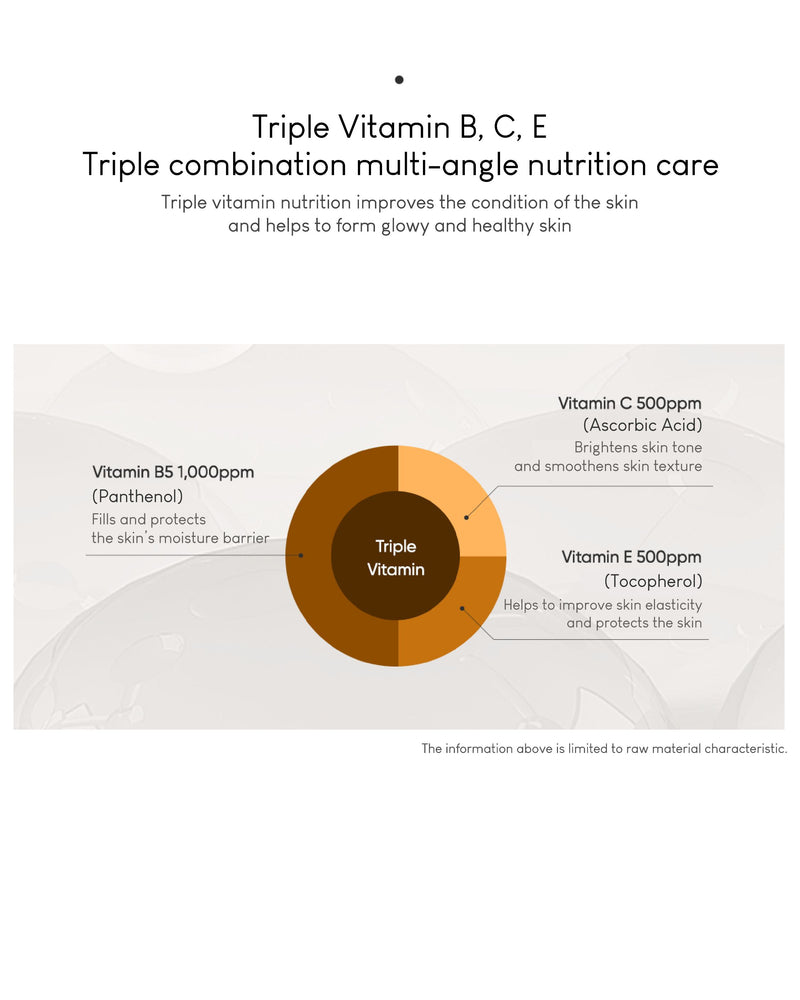 COMMONLABS Triple Vita Hydrating Facial Cream
