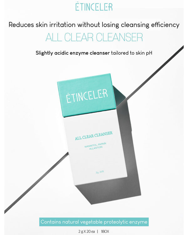 Etinceler All Clear Cleanser