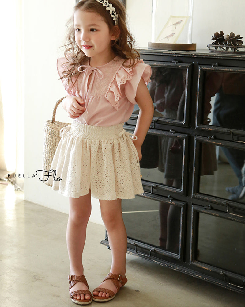 Molly Skorts Beige (Girl)