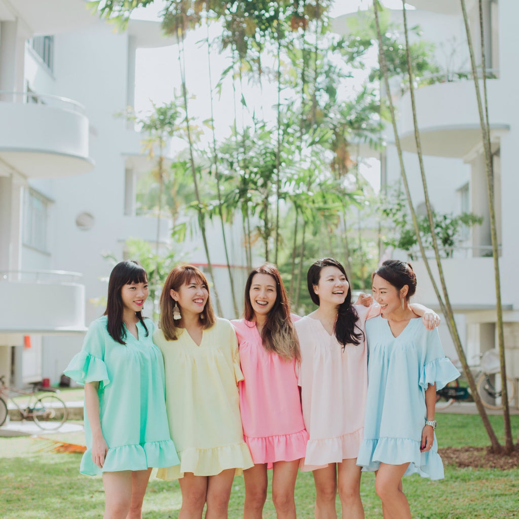 [PREORDER] Tunic Top Paddle Pop Girl Size 5 colours Bundle Pack