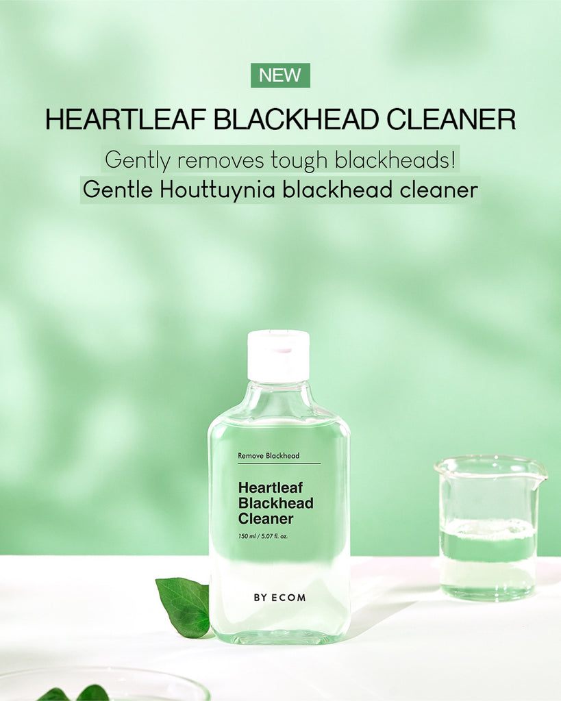BY ECOM Heartleaf Blackhead Cleaner