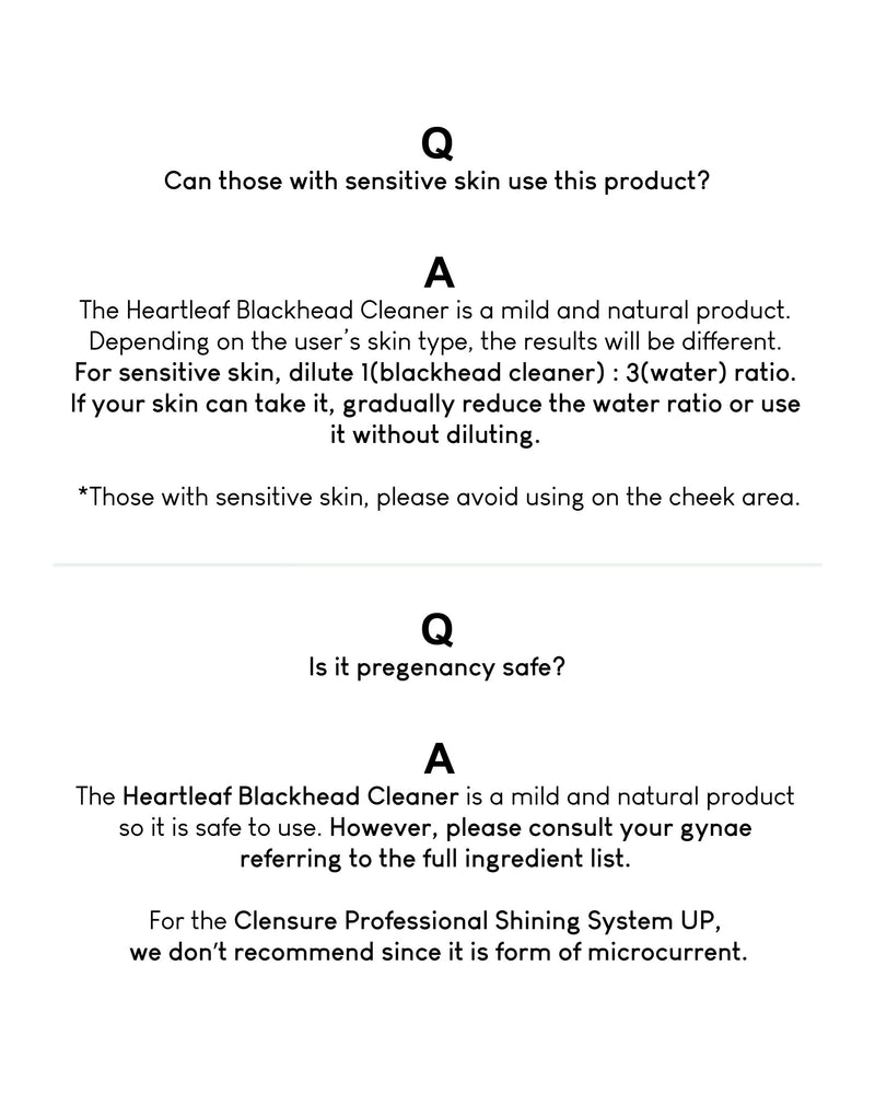 [4 Step K-beauty Kit] For Poreless, Balanced Skin (OILY/COMBI SET)