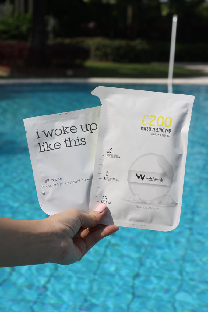 [4th Restock] IWLT All in One Concentrate Treatment Mask