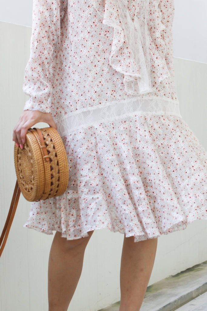 Pink Beotggot Spring Dress