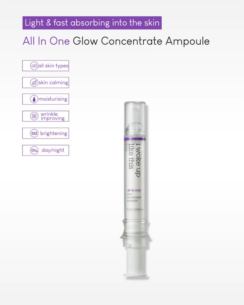IWLT All In One Glow Concentrate Ampoule