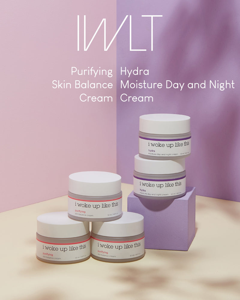 IWLT Purifying Skin Balance Cream (Pink)