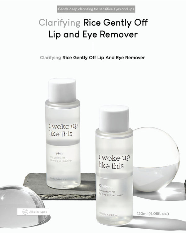 [PROMO] IWLT Clarifying Lip and Eye Remover