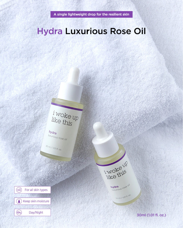 IWLT Hydra Luxurious Rose Oil