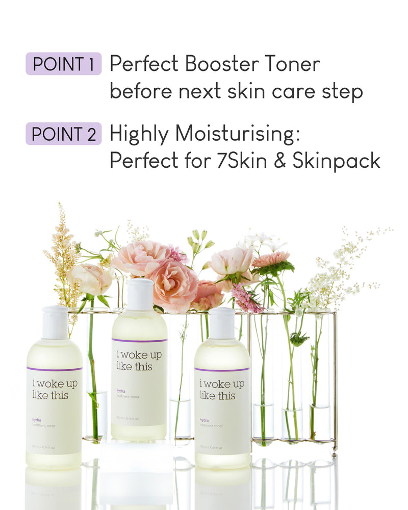 [4 Step K-beauty Kit] For Calm, Hydrated Skin (DRY/SENSITIVE SET)