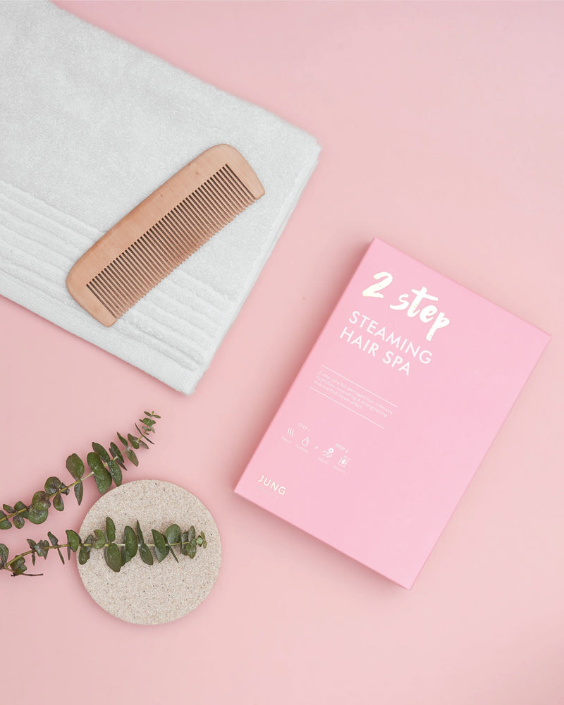 Jung Beauty 2 Step Steaming Hair Spa