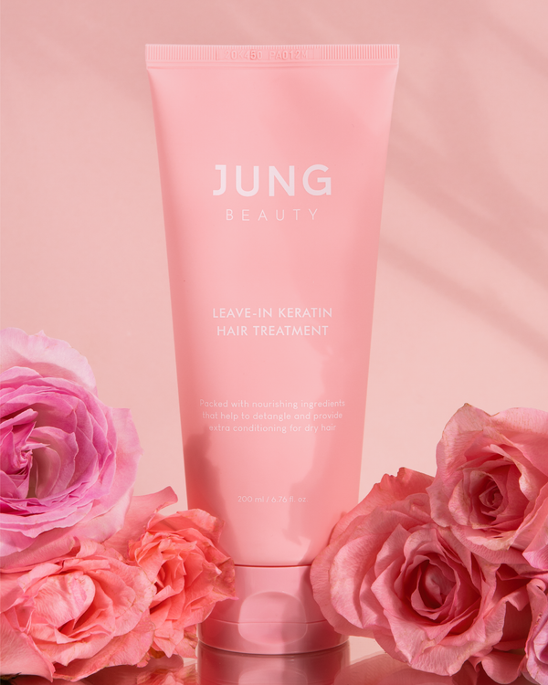 Jung Beauty Leave-In Keratin Hair Treatment