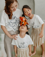 Disney's Bambi Adult & Kids Unisex Tshirts By Ksisters