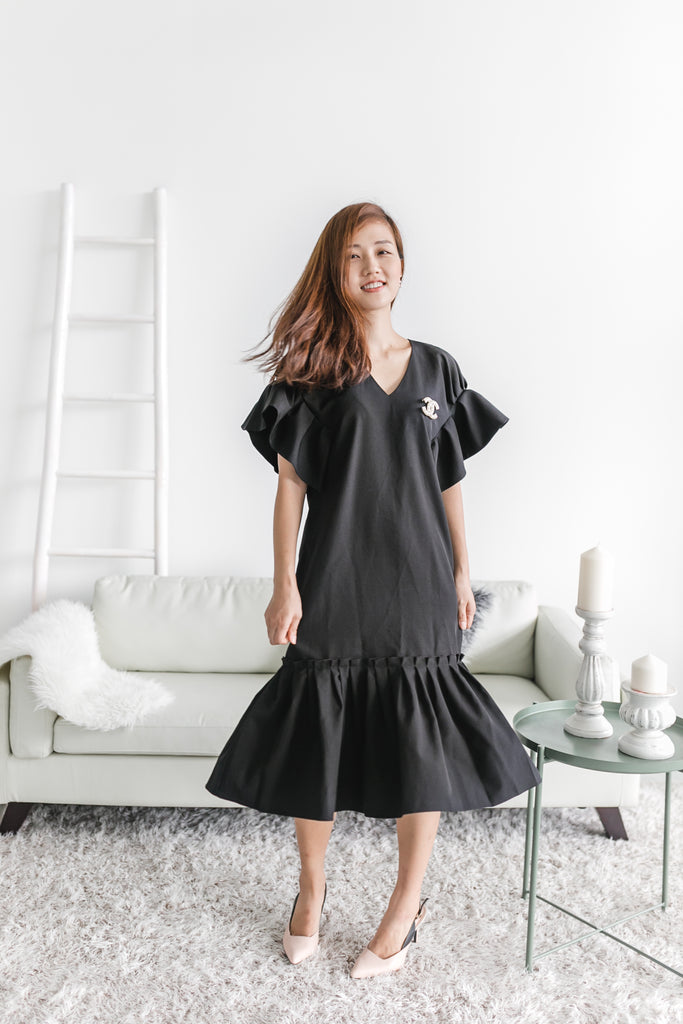 [5th Restock] Princess Dress Black