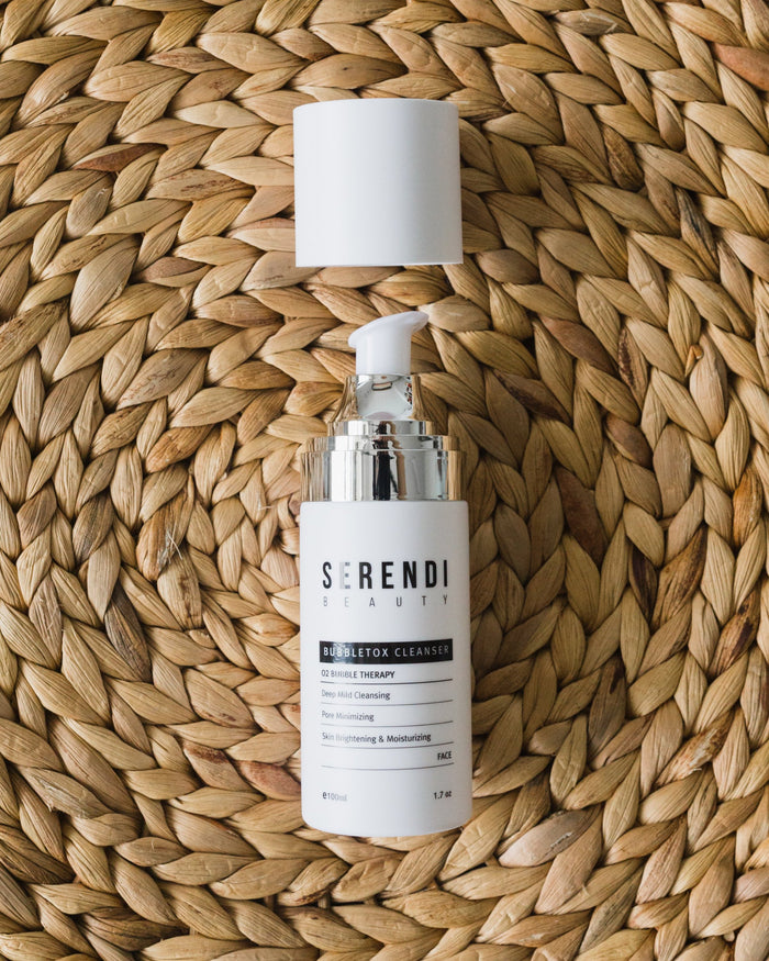 Serendi Beauty Bubbletox Cleanser