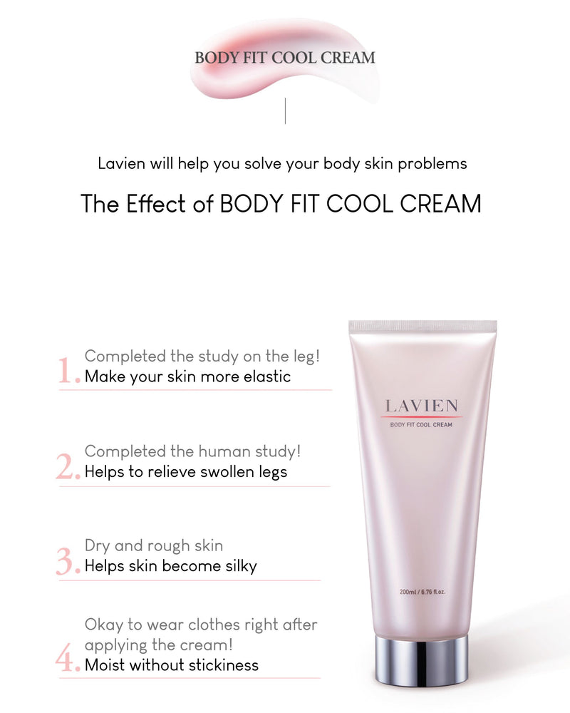 Lavien Body Fit Cool Cream
