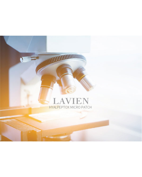 Lavien Hyalpeptox Micro Patch - UPGRADED (4 Sets)