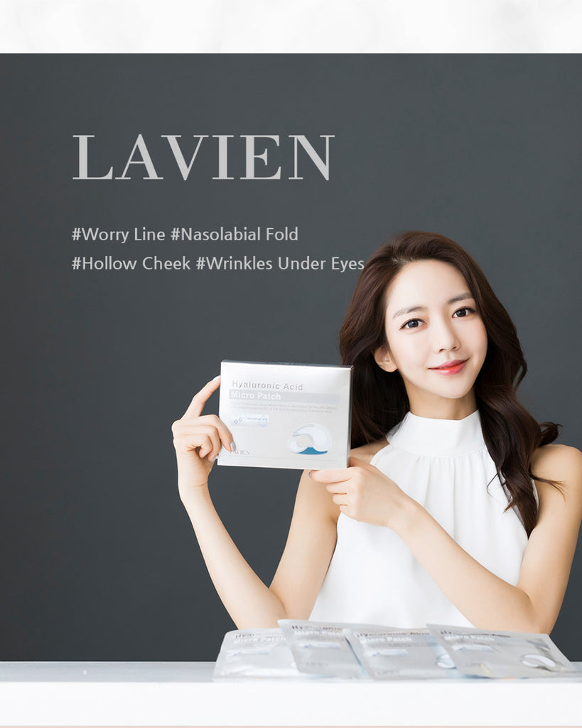 Lavien Hyaluronic Acid Micro Patch
