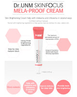 Dr.UNM SKINFOCUS Mela-proof Cream