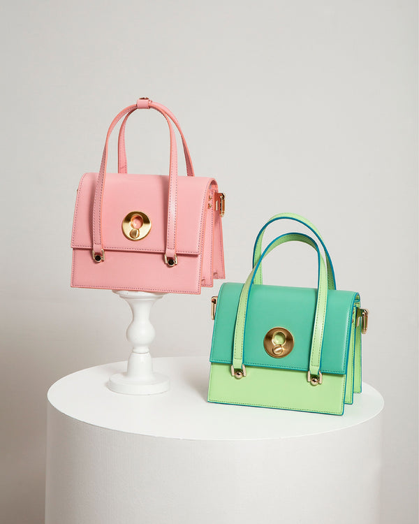 OUIOUI SS2020 Mini Mauve Bag (2 Colours)