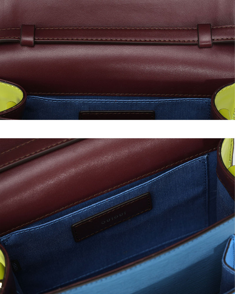 [PREORDER] OUIOUI FW2019 Mini Viive Bag (3 Colours)