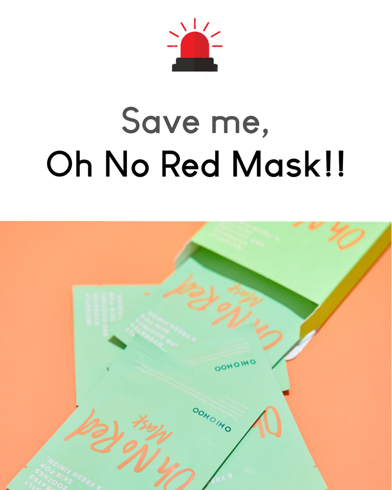 [PREORDER] OHIOHOO Oh No Red Mask