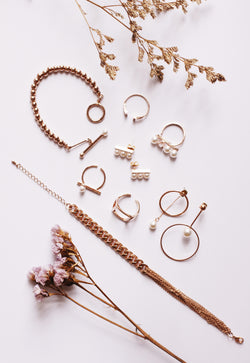 Rose Gold Collection (Accessories)