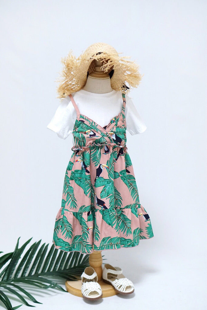 Tropical Dress (Kid)
