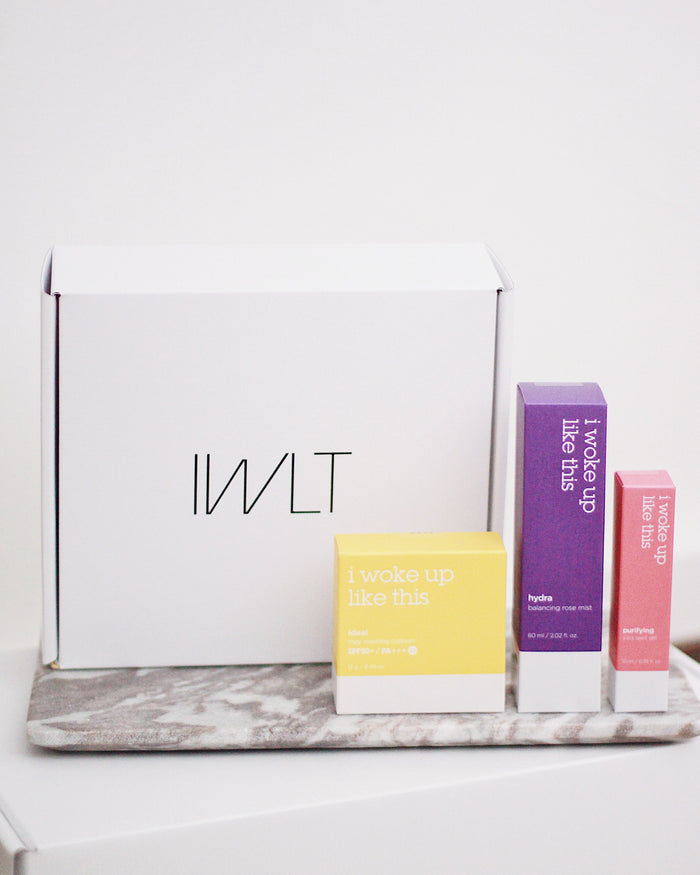 IWLT On the Go Gift Set