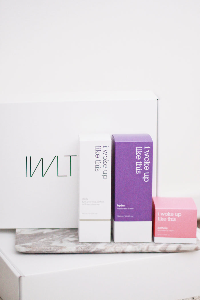 IWLT Daily Basics Gift Set