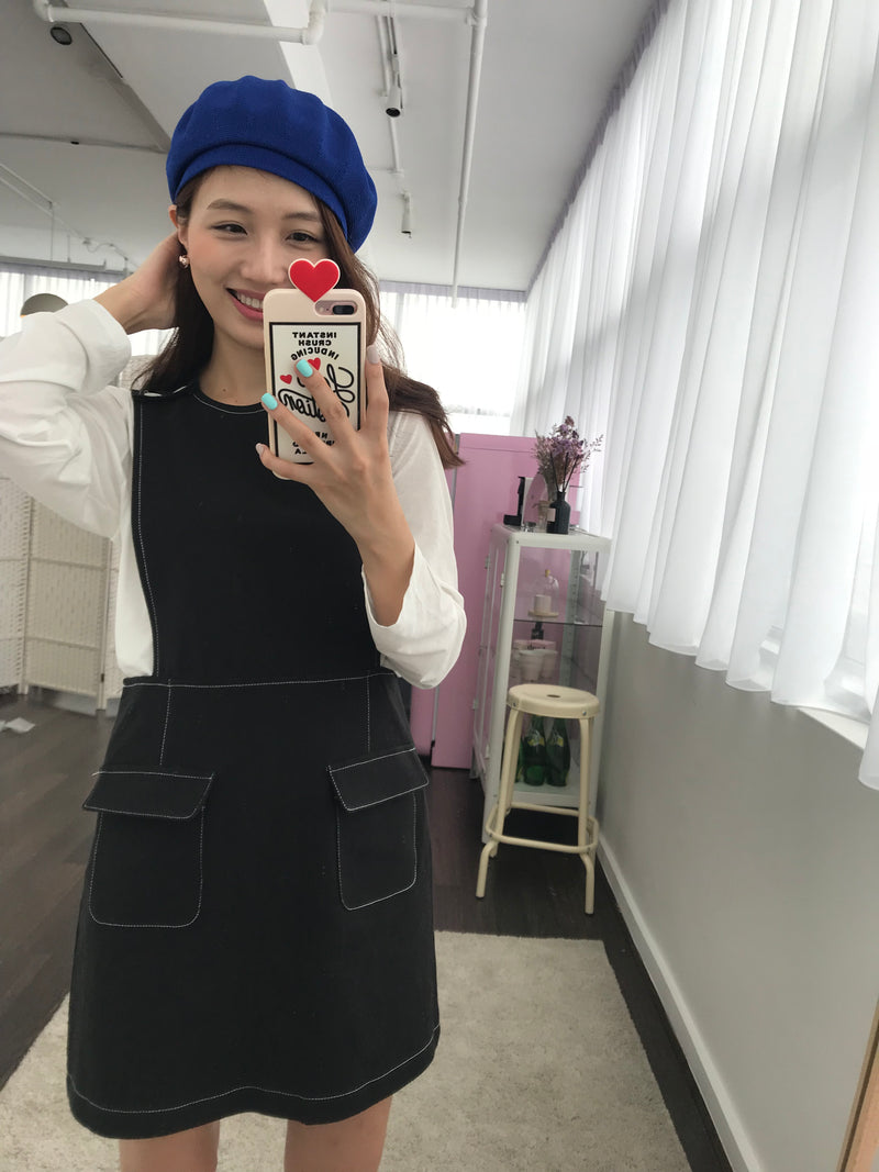 [PREORDER] Pinafore Dress