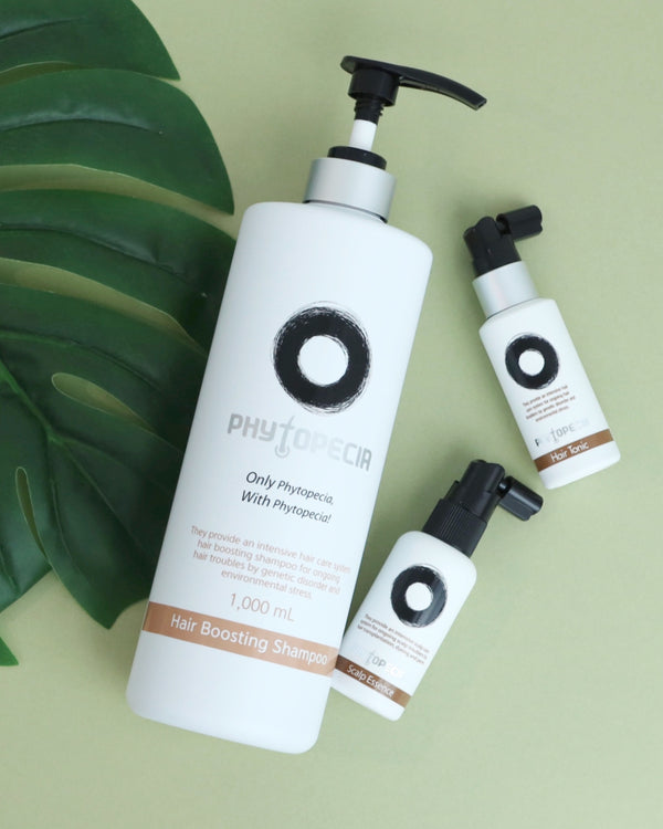 [PROMO] Phytopecia Hair Boosting Shampoo / Hair Tonic / Scalp Essence