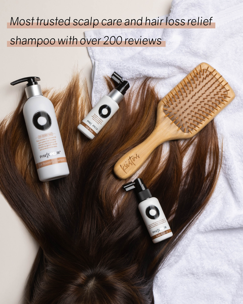 [PROMO] Phytopecia+ Hair Boosting Shampoo / Hair Tonic / Scalp Essence