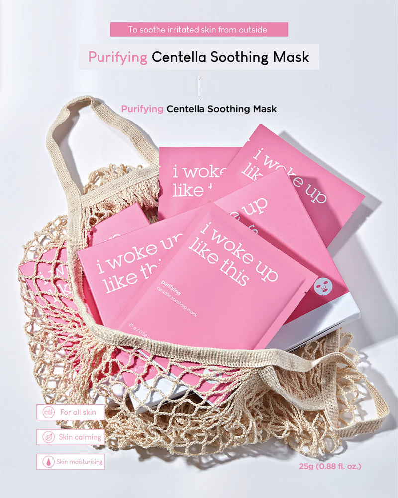 IWLT Purifying Centella Soothing Mask