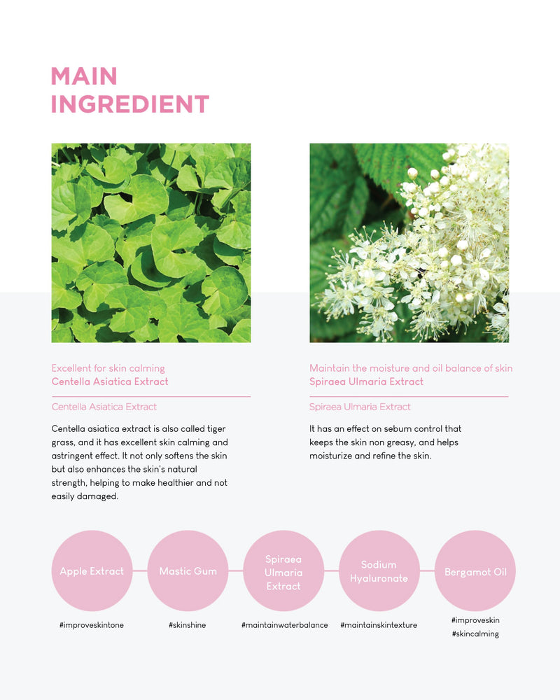 [PREORDER] IWLT Purifying Centella Soothing Mask