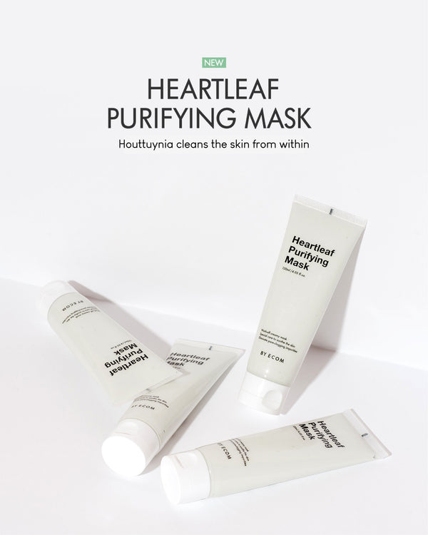 BY ECOM Heartleaf Purifying Mask
