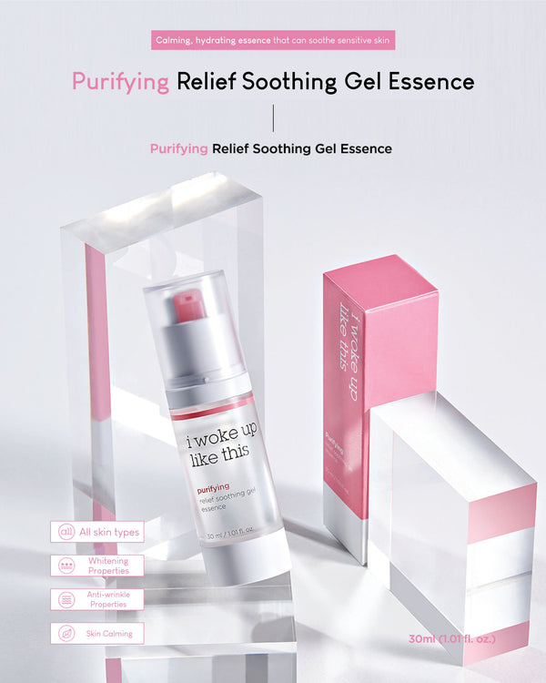 IWLT Purifying Relief Soothing Gel Essence