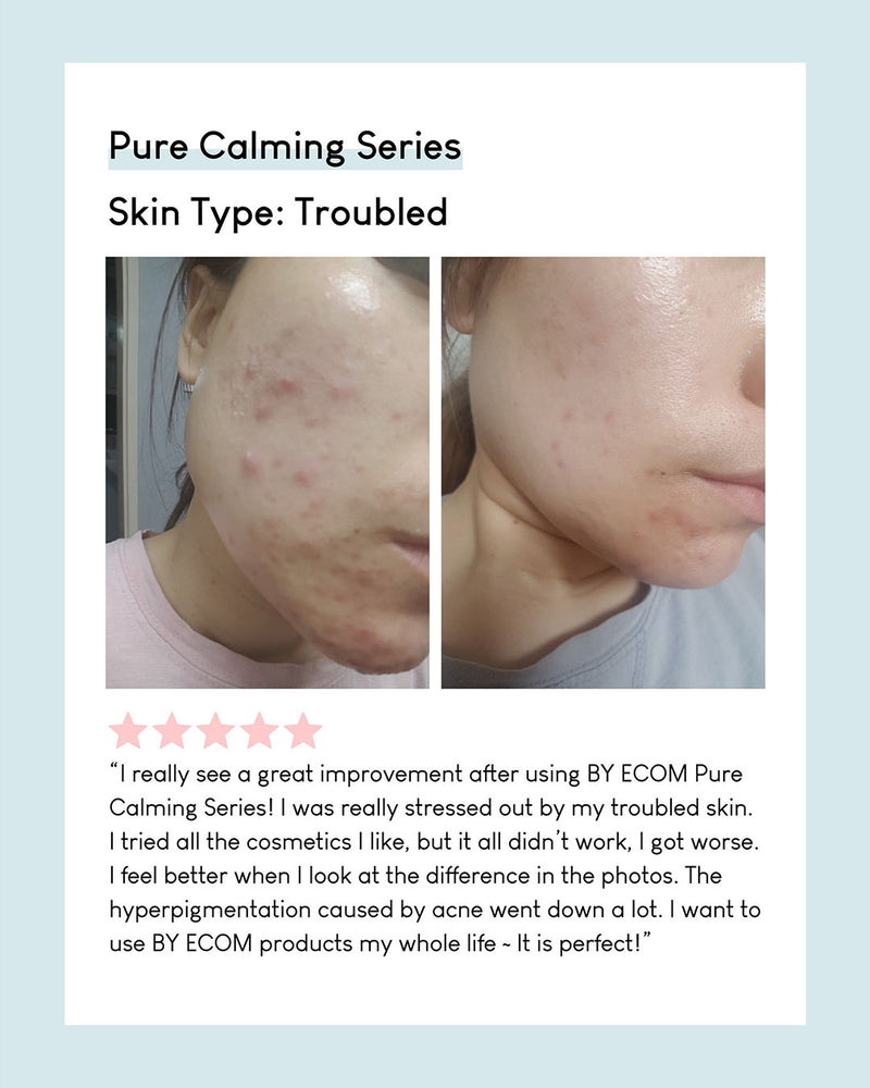 [PREORDER] BY ECOM Pure Calming Ampoule Mask