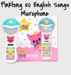 Pinkfong English Song Microphone