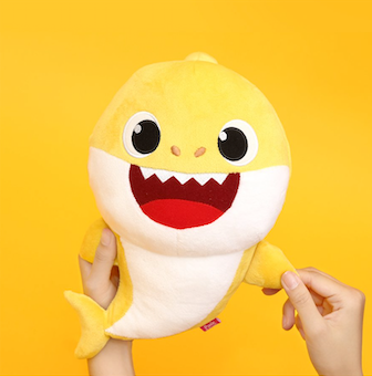 [READYSTOCK] Baby Shark Family Plush Sound Doll