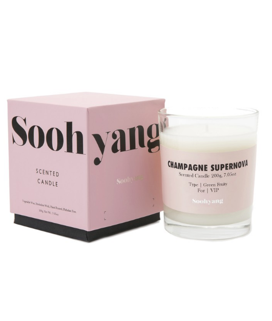 Soohyang 120g Candle (Everyday is Like Sunday/ Itaewon 565)