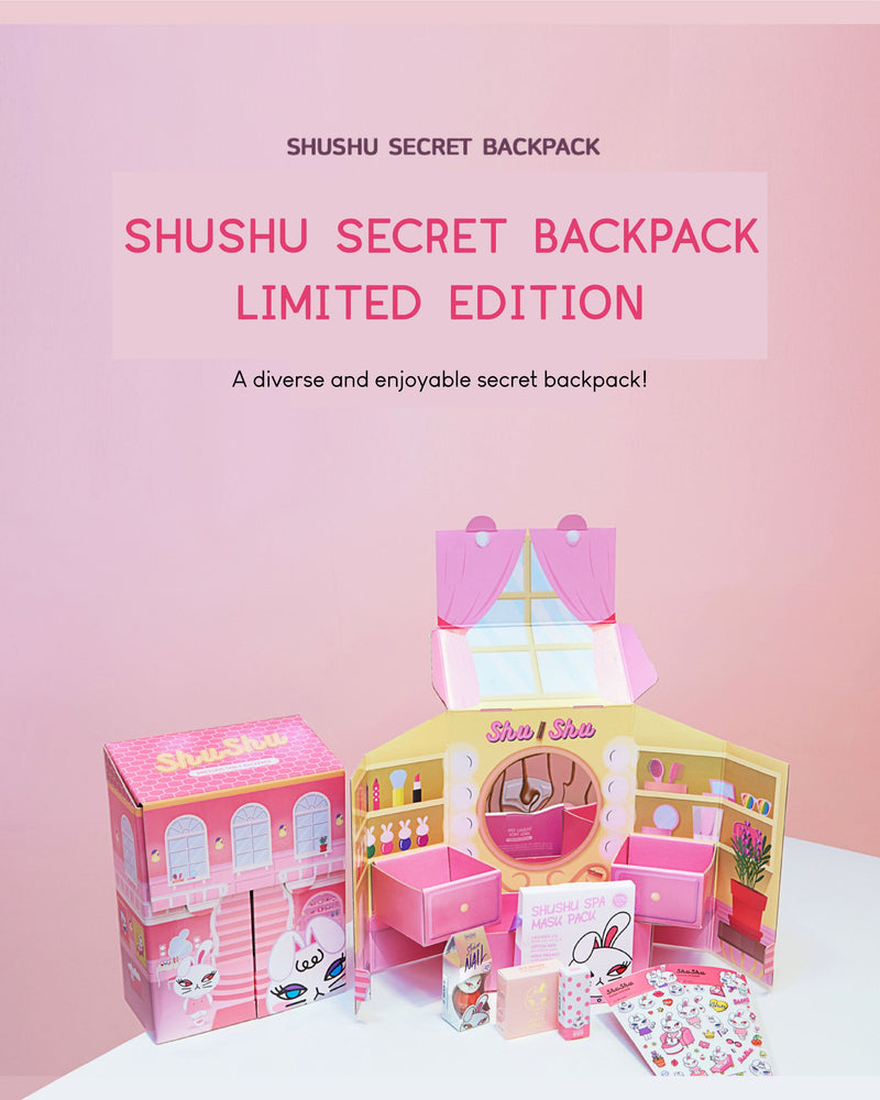 ShuShu Secret Backpack