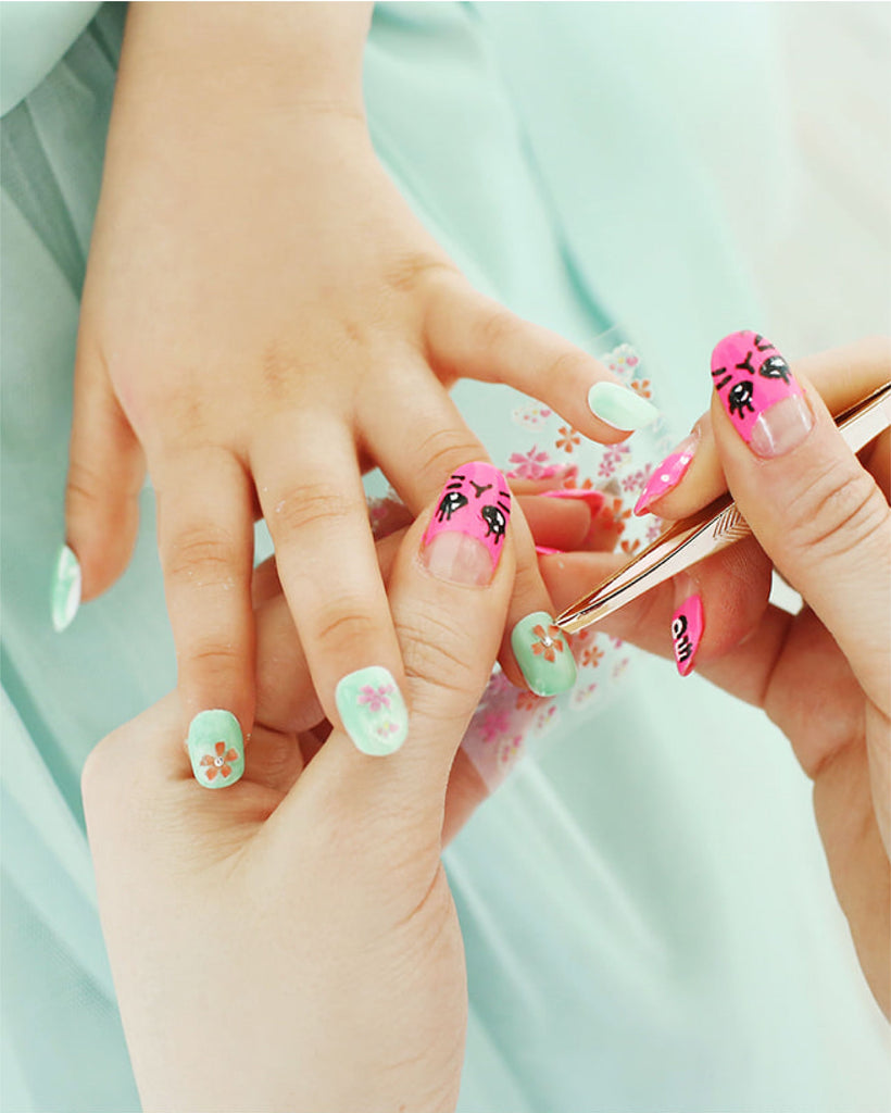 ShuShu Kids Nail Sticker