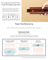COMMONLABS Triple Vita Balancing Toner