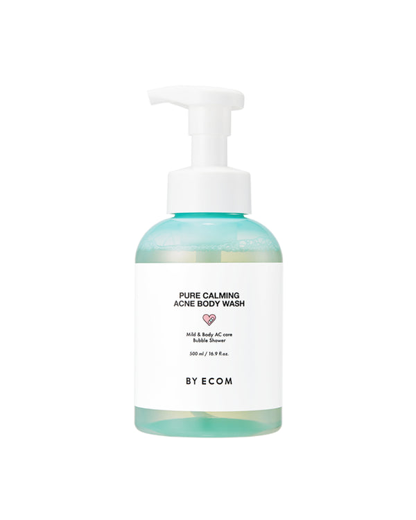 [PREORDER] BY ECOM Pure Calming Acne Body Wash