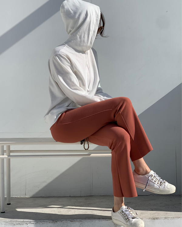 [PREORDER] The Vacation Shop Leggy Flare Pants (4 Colours)