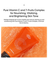 COMMONLABS Vitamin C Glow Boosting Face Mask