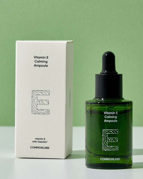 [PREORDER] COMMONLABS Vitamin E Calming Ampoule