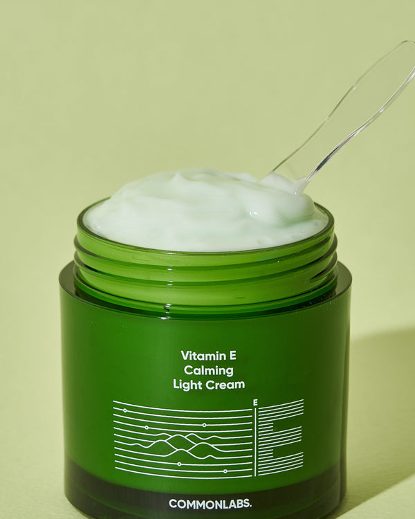[PREORDER] COMMONLABS Vitamin E Calming Light Cream