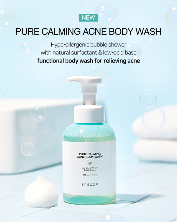 BY ECOM Acne Body Wash